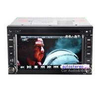 Wholesale Nissan Car Stereo GPS Sat Nav Headunit with Bluetooth / Phonebook from china suppliers