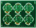 Buy cheap FR4 / Rogers4350B,  6 Layers,  35/ 35um,  Immersion Gold High Frequency PCB For Power Supply from wholesalers