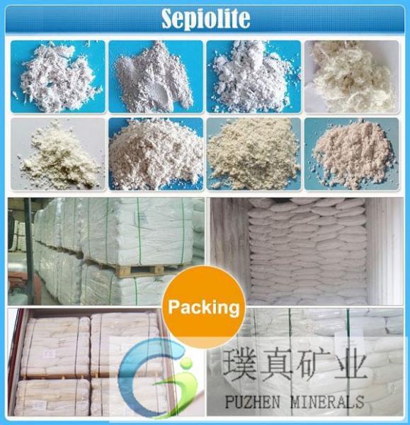 Gasket Sepiolite/Sepiolite Mineral Clay/Sepiolite Powder factory price