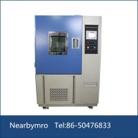 Wholesale Shanghai ex-works price testing equipment  touch-screen environmental test chamber from china suppliers