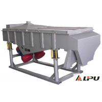 Wholesale 1 Sieve Layer Linear Vibrating Screen Machine In Mining , Coal , Light Industry from china suppliers