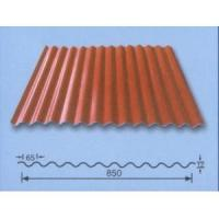 Wholesale Industrial Waterproof Prefabricated Roofing Sheets , Metal Building Wall Panels System from china suppliers