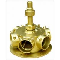 Wholesale yellow metal sprinkler head from china suppliers