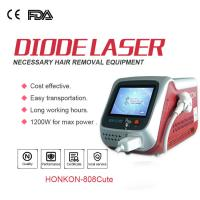 Wholesale Professional Painless 808nm Diode Laser Hair Removal Machine For Beauty Salon from china suppliers