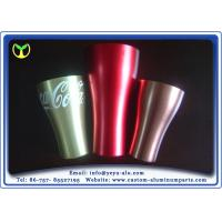 Wholesale Recycle Anodized Aluminum Extrusions 6000 Grade Alloy Cup For Coca Cola from china suppliers