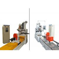 Wholesale SS Wedge Wire Screen Welding Machine For Filter Cylinders Liquid Separation from china suppliers