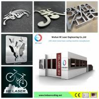 Wholesale 300w 500w Fiber Steel Laser Cutting Machine For Stainless Steel And Carbon Steel from china suppliers