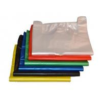 Wholesale High Quality Printing HDPE and LDPE plastic t-shirt bag on roll from china suppliers