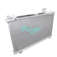 Wholesale NISSAN INFINITI 350Z 03-05 MANUAL Custom Aluminum Car Radiators 2 rows from china suppliers