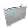 Buy cheap NISSAN INFINITI 350Z 03-05 MANUAL Custom Aluminum Car Radiators 2 rows from wholesalers
