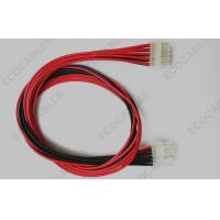 Buy cheap Red OEM Wire Harness Molex 5557 Cable Assembly 18awg UL Standard from wholesalers