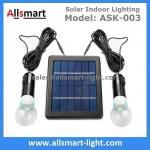 Wholesale 4000mAH Li-ion Battery 2pcs 3W 20LED Bulbs Solar Home Kits Indoor Lighting DC Solar Garage Barn System 3W Solar Panel from china suppliers