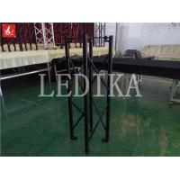 Wholesale 20m Max Span Creative 6082 Folding Truss Bright Black For Extensive Activities from china suppliers