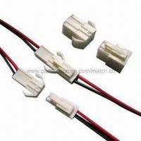 Wholesale Automotive Cable Connector with 3-pin Board Push-in Plug to Cord End Terminal x 3 Wire Cable from china suppliers