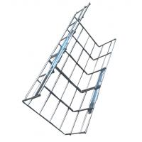 Wholesale Stainless steel industrial electrical straight wire basket cable tray systems, 200*100mm from china suppliers