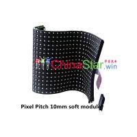 Wholesale Arbitrary Shape Oled Flexible Led Screen Display For Indoor , Super Slim from china suppliers