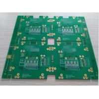 "Wholesale IPC Class 3 4 layers 1.6mm Immersion Gold 2u"" min 0.15mm track large size PCB from china suppliers"