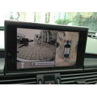 Wholesale Audi A6 Car Reverse Camera System , 360 Around View Monitor Parking System,HD Camera from china suppliers