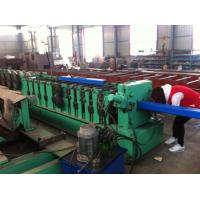 Wholesale 8 - 10 m / min Square Downspout Roll Forming Machine Fly Saw Cutting Type from china suppliers