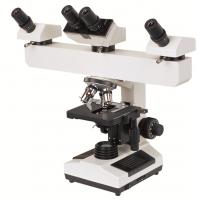 Wholesale Plan Achromatic Multi-Head Microscope LED For College from china suppliers