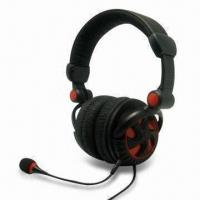 Wholesale 3-in-1 Gaming Headphone for Microsoft's Xbox 360, PC and Sony's PlayStation 3 from china suppliers