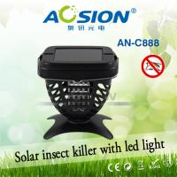 Wholesale Manufacture Advanced Solar Powered Electronic Mosquito Trap from china suppliers