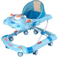 Buy cheap Folding Carton 8 Wheel Baby Walkers For Boys / Baby Trend Walker from wholesalers