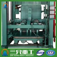 Wholesale industry innovative small fly ash brick making machine QTJ4-40 from china suppliers