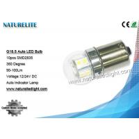 Wholesale G18.5 Auto Led Light Strips , Led Light Bulbs Car  Indicator Lamp from china suppliers