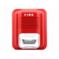 Wholesale 112DB Security House Alarm Siren 76 Times Per Minute Flash Rate Fire Alarm from china suppliers