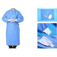 Wholesale Operating Room Sterile Disposable Surgical Gowns Nonwoven 3 Anti from china suppliers