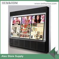 Quality Cosmetic display counter sephora cosmetics displays for makeup shop decoration for sale