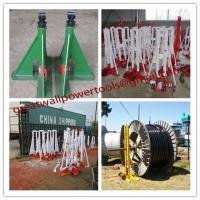 Wholesale Best quality Hydraulic cable drum jack,Hydraulic lifting jacks for cable drums from china suppliers