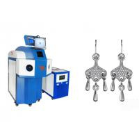 Buy cheap Jewelry Spotting YAG Laser Welding Machine / Automatic Spot Welding Machine from wholesalers