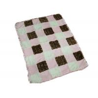 Wholesale Different Color Waterproof Baby Blanket For Picnic / Home 100%Polyester from china suppliers