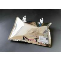 New DEVEX multi-layer foil gas sampling bags with stopcock straight and septum dual-valve with outside diameter 6mm 1L