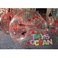 Wholesale Sport Game Inflatable Bumper Ball Human Hamster Ball Bubble Outdoor Entertainment from china suppliers