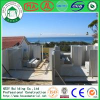 Quality Prefab Insulated Wall Panels 38dB-46dB , Durable Exterior Concrete Wall Panels for sale
