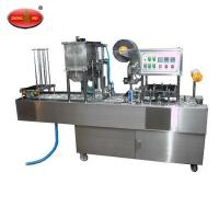 Buy cheap BG32V/BG60V Automatic Cup Filling and Sealing Machine from wholesalers