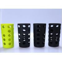Wholesale Anti- Skid Silicone Gift Eat - Resistant Glass Bottle Silicone Cup Holder from china suppliers