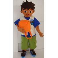 Wholesale Kids Party Cartoon Character Diego Mascot Costumes  from china suppliers