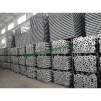 Steel Prop for Table Form. The repetition rate is high