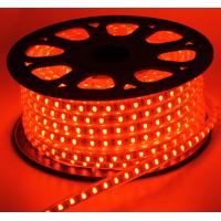 Wholesale 220V IP65 Led Strip Light Smd 5050 17 - 22 lm / led 0.012A 2.8W 120 LM from china suppliers