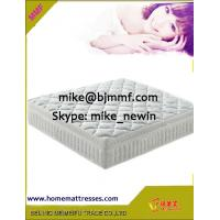 Wholesale Pocket Spring Mattresses with coconut fiber mattress topper from china suppliers