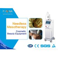 Wholesale Electroporation Facial Cosmetic Laser Equipment Skin Rejuvenation Needle Free Mesotherapy from china suppliers