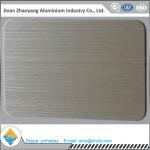 Wholesale 6063 T6 Temper Aluminium Alloy Sheet 30mm X 1220mm X 2440mm Aluminum Brush Sheet from china suppliers