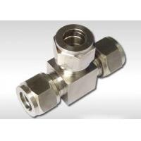 Wholesale Eaton Parker Swagelok hydraulic fitting adapter from china suppliers