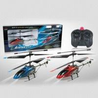 Wholesale 3.5-channel I/R Helicopters w/GYRO, Made of ABS, Nylon, Alloy Metal from china suppliers