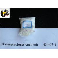 Buy cheap Oral Anabolic Steroids Androlic Oxymetholone Steroid CAS 434-07-1 Bodybuilding from wholesalers