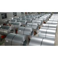 Wholesale Non Oiled Galvanized Steel Sheet In Coils , Rolled Galvanized Sheet Metal from china suppliers